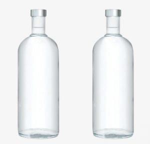 envase de vidrio