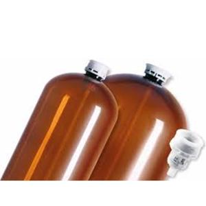 garafones de cerveza con material pet