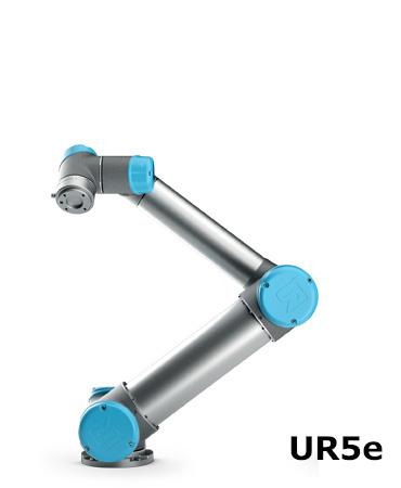 robot colaborativo UR5e